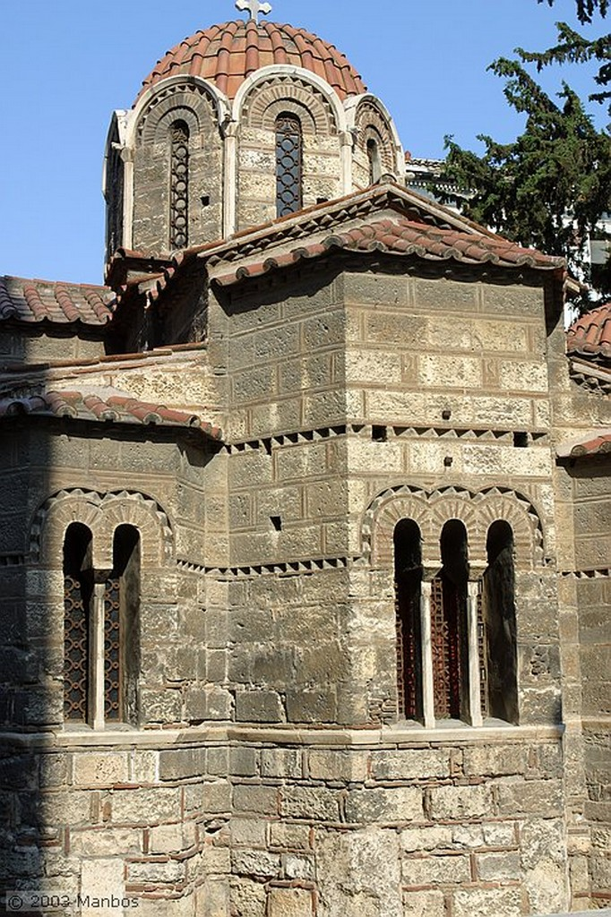Atenas Orologio Andronikou Kyrristou (Torre de los Vientos) Atica