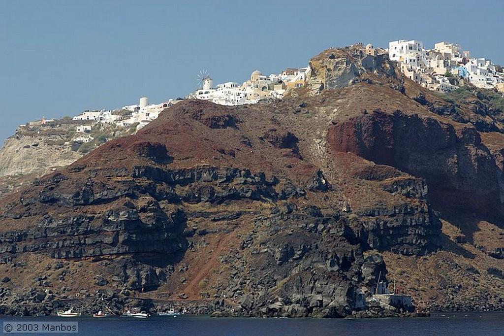 Santorini Thirassia Santorini