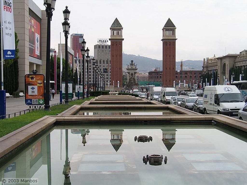 Barcelona Stand de Olympus Barcelona