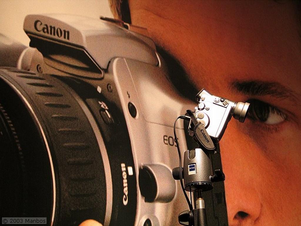 Barcelona Canon EOS D300 Barcelona