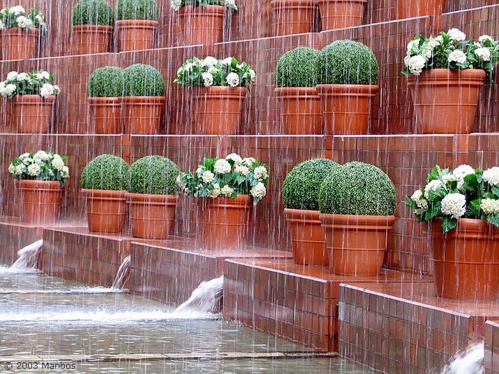 Barcelona Escultura en el Puerto Olímpico Barcelona