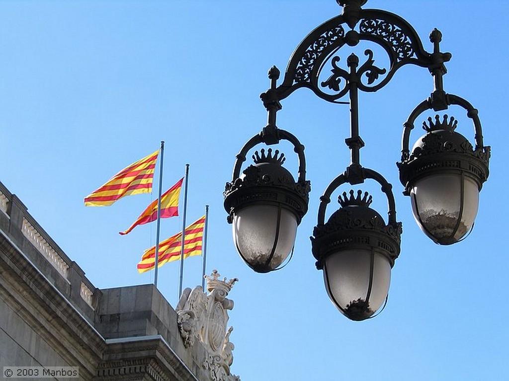 Barcelona Palau de la Generalitat Barcelona