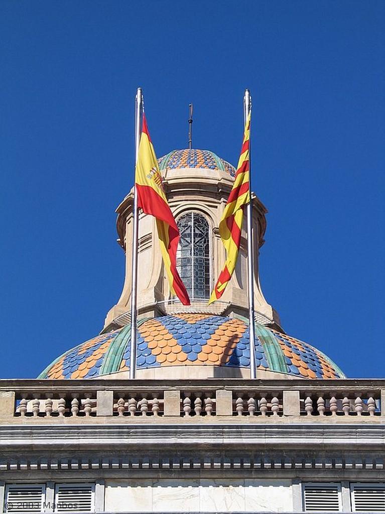 Barcelona La Fuente más antigua de Barcelona Barcelona