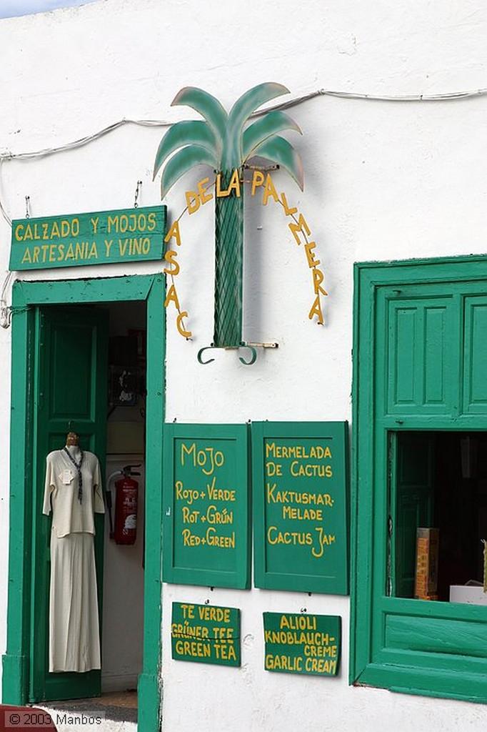 Lanzarote Tarros de mermelada Canarias