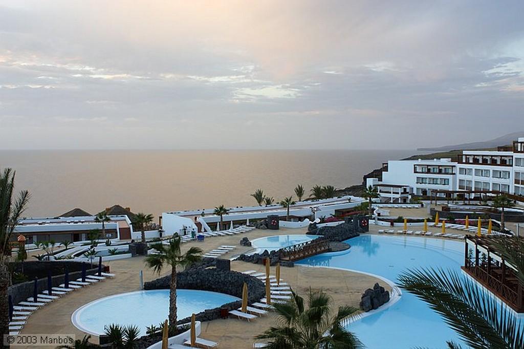 Lanzarote El Ferry a Fuerteventura Canarias