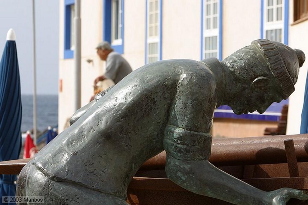 Fuerteventura La vaca azul Canarias