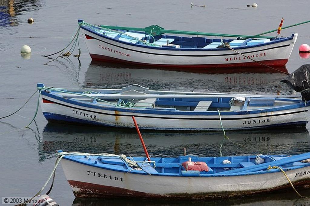 Lanzarote Pescado secándose al aire Canarias