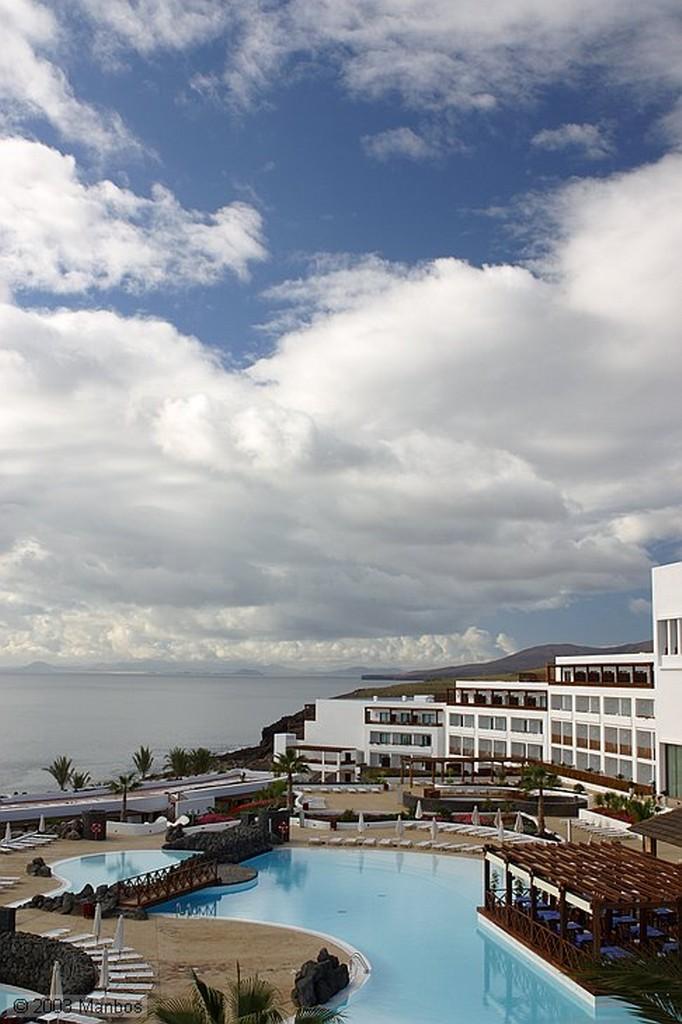 Lanzarote Iglesia de Teguise Canarias