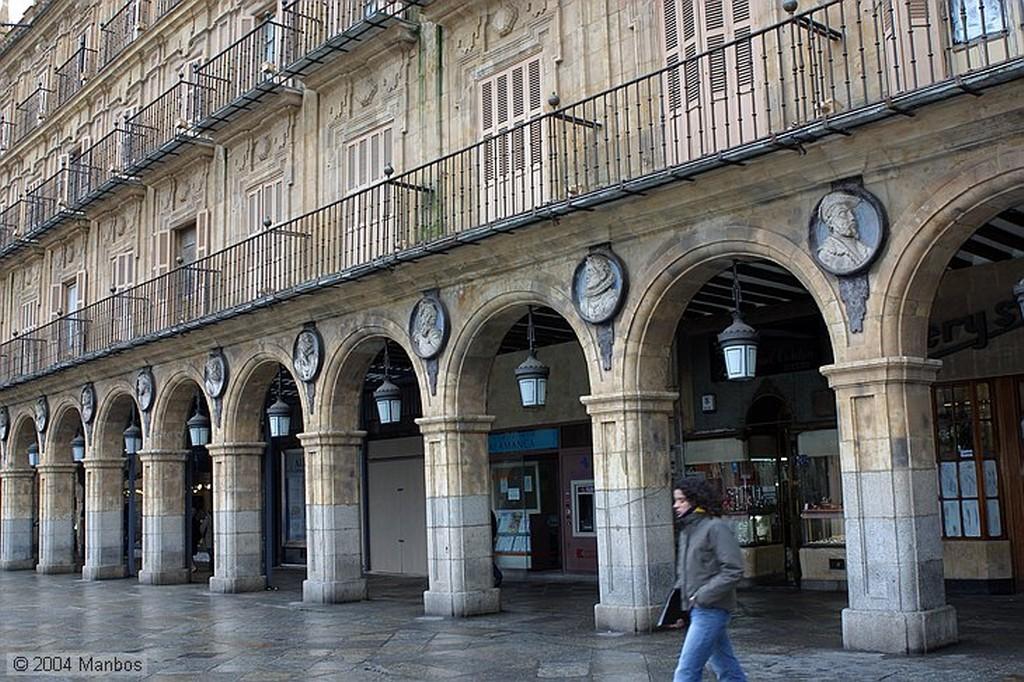 Salamanca Plaza Mayor de Salamanca Salamanca