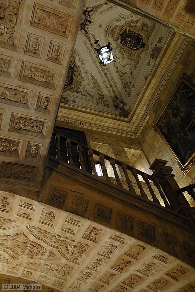 Salamanca Aula Magna Salamanca