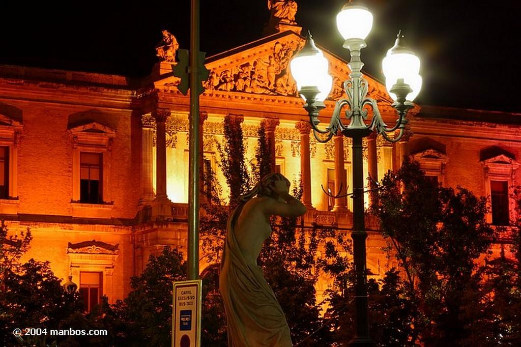 Madrid Biblioteca Nacional Madrid