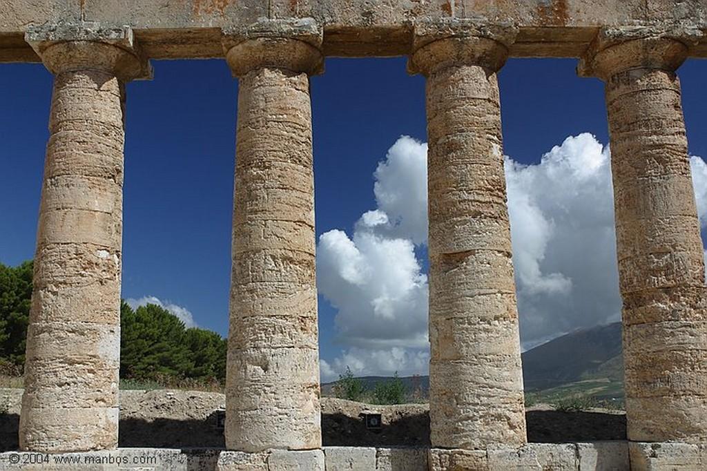 Templo de Segesta Sicilia