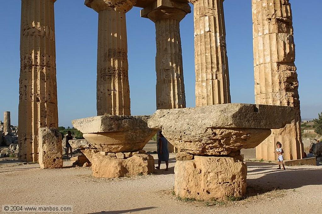 Selinunte Sicilia