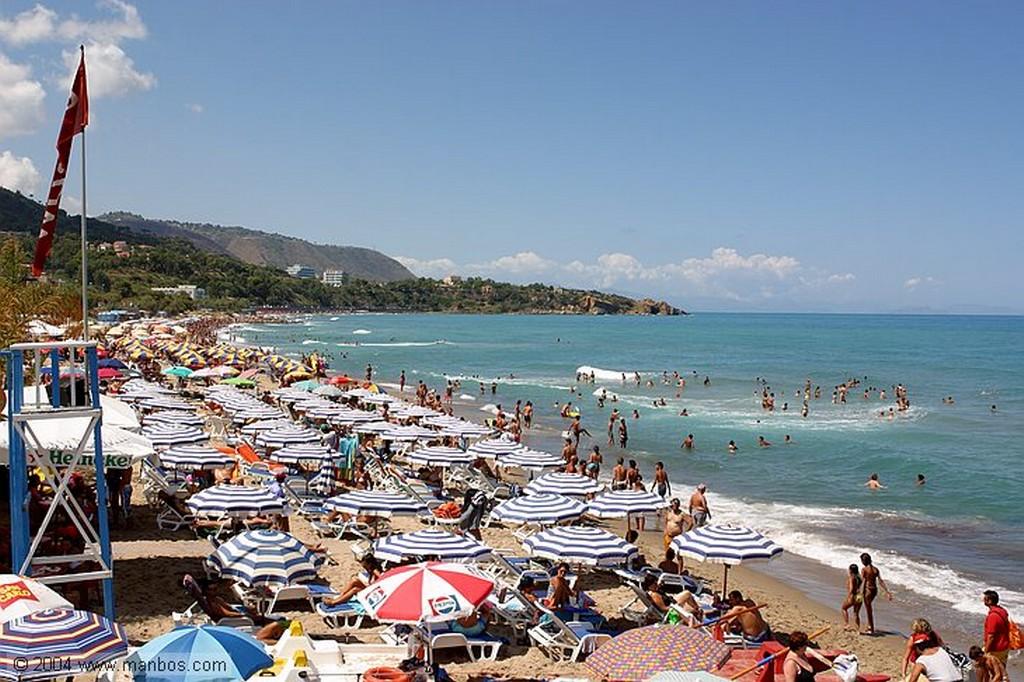 Cefalu Playa Sicilia