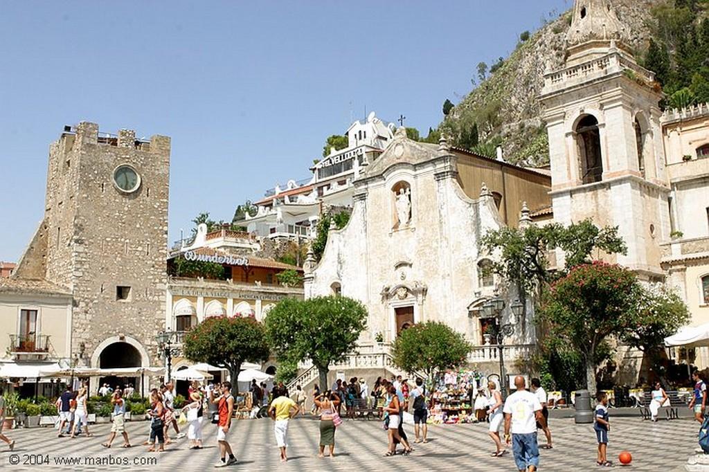 Taormina Cerámica siciliana Sicilia