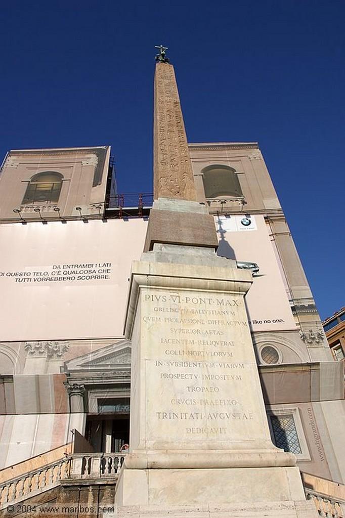 Roma Scalinata della Trinita dei Monti Roma