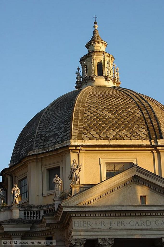 Roma Mirador del Pincio Roma
