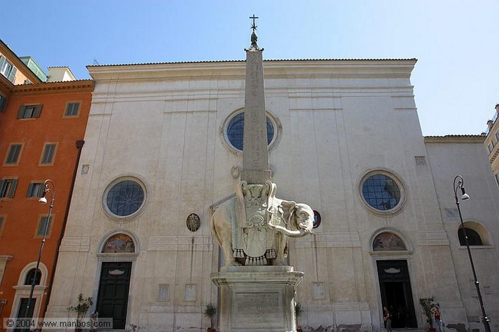 Roma Santa Maria della Minerva Roma