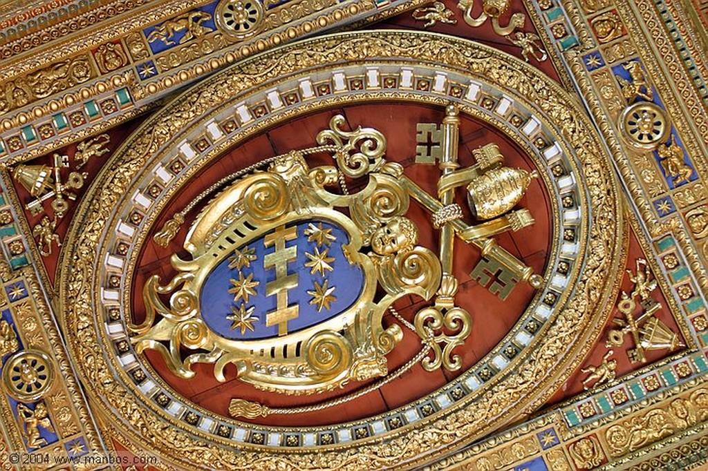 Roma Iglesia de San Juan de Letran Roma