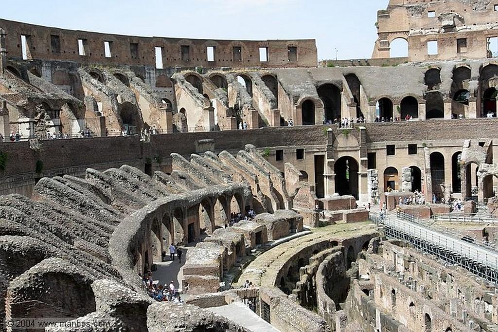 Roma El Coliseo Roma