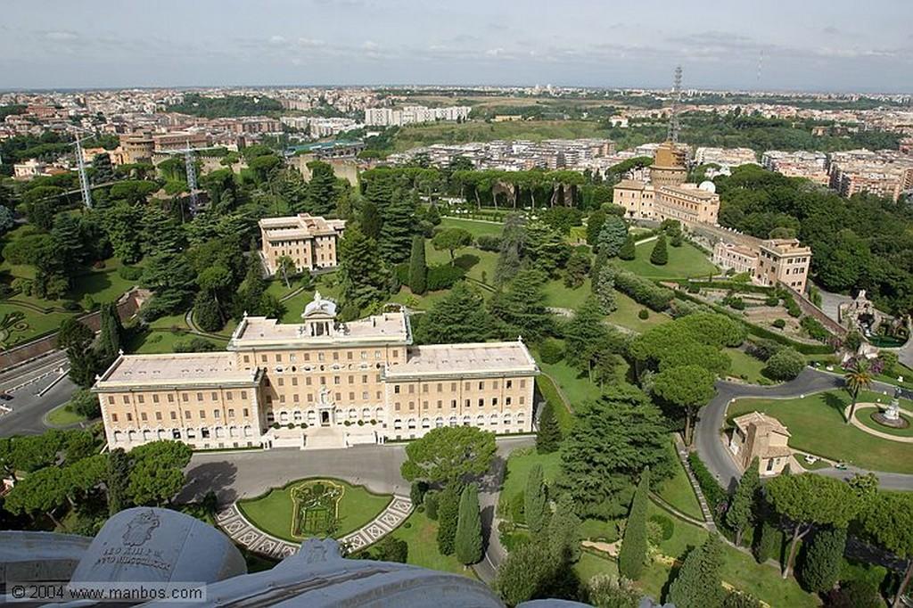 Vaticano Jardines de El Vaticano Vaticano