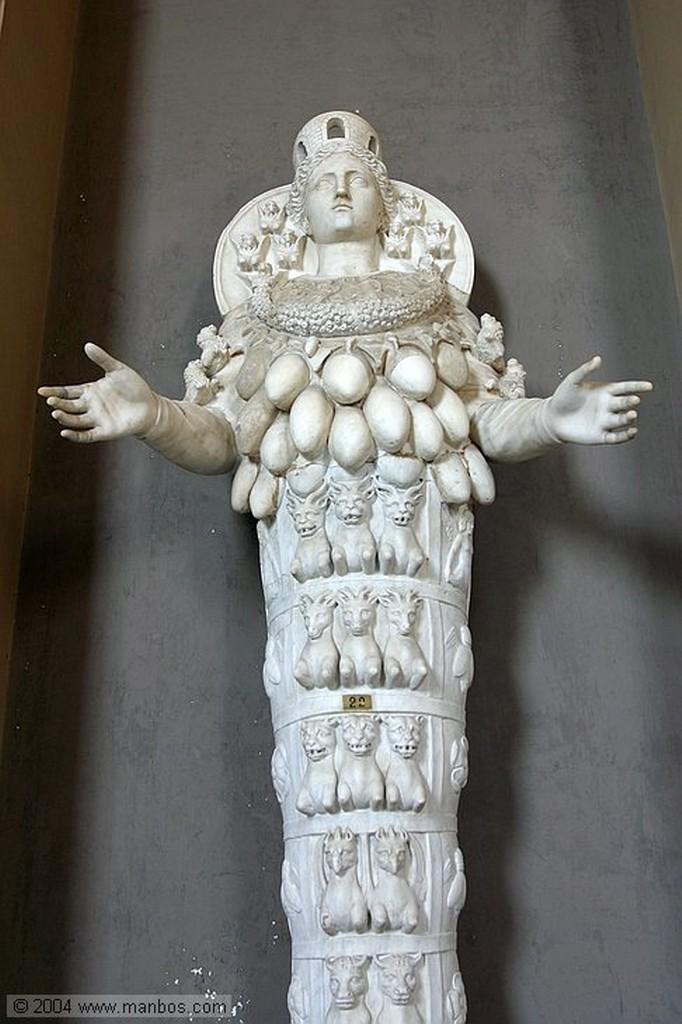 Vaticano Estatua de Arquero Vaticano