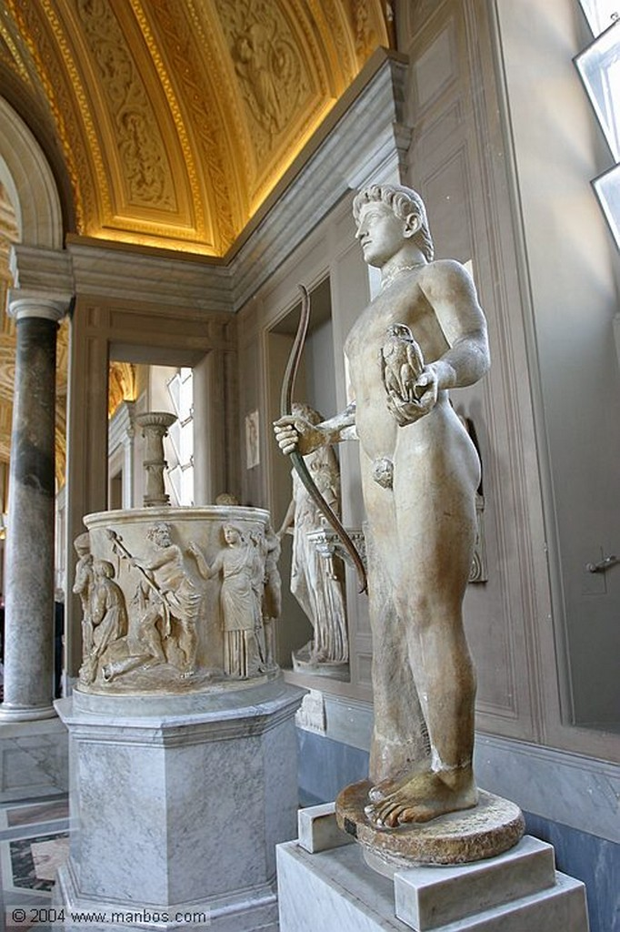 Vaticano Galeria de los mapas Vaticano