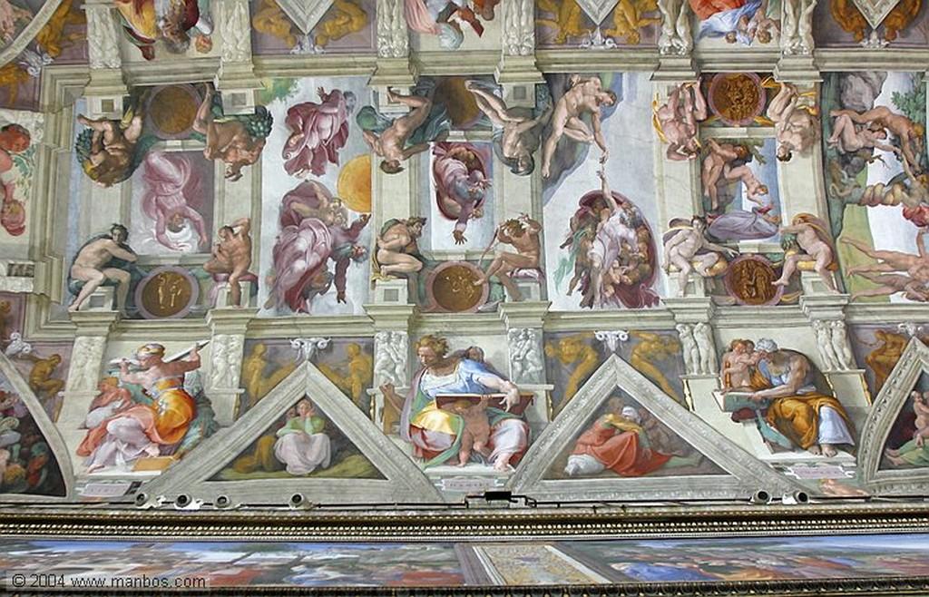 Vaticano Capilla Sixtina - El Juicio Final Vaticano