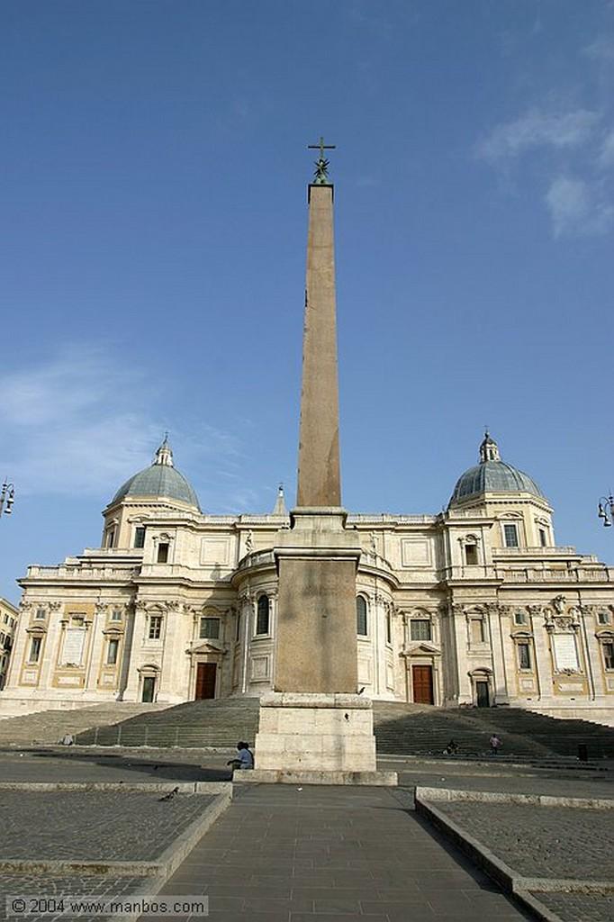 Roma Iglesia Santa María Mayor Roma