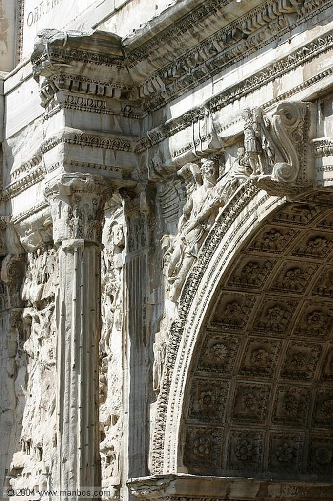 Roma Arco de Septimio Severo Roma