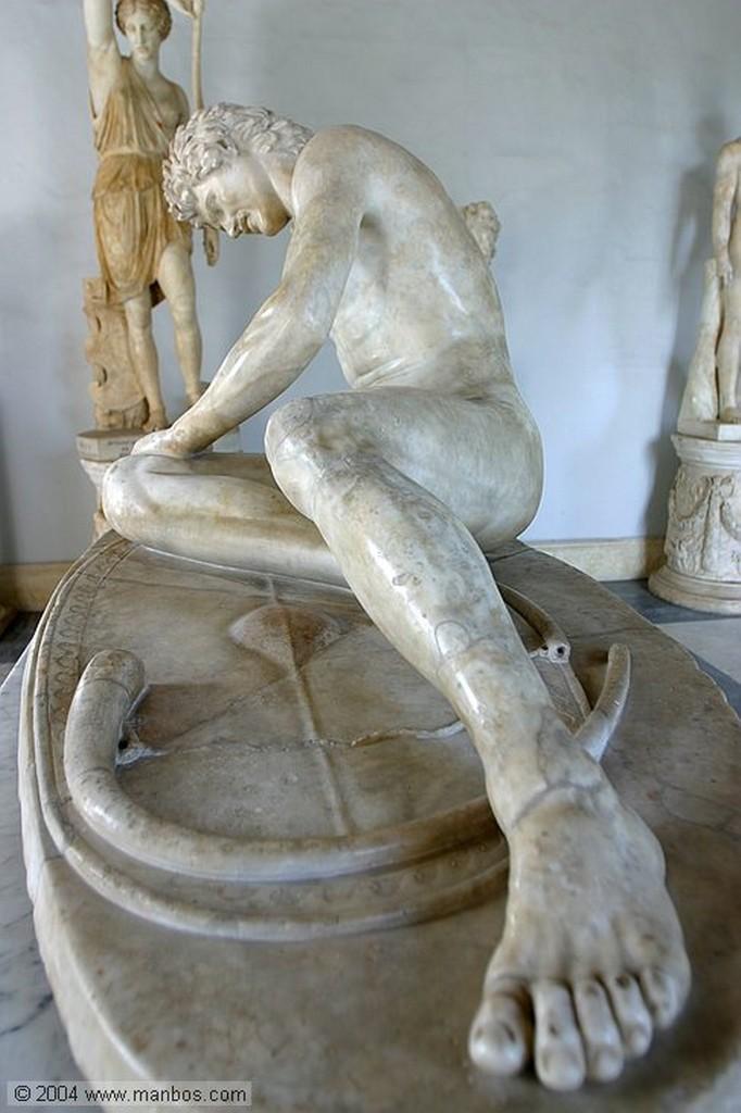 Roma Mosaico romano - Palazzo Nuovo Roma