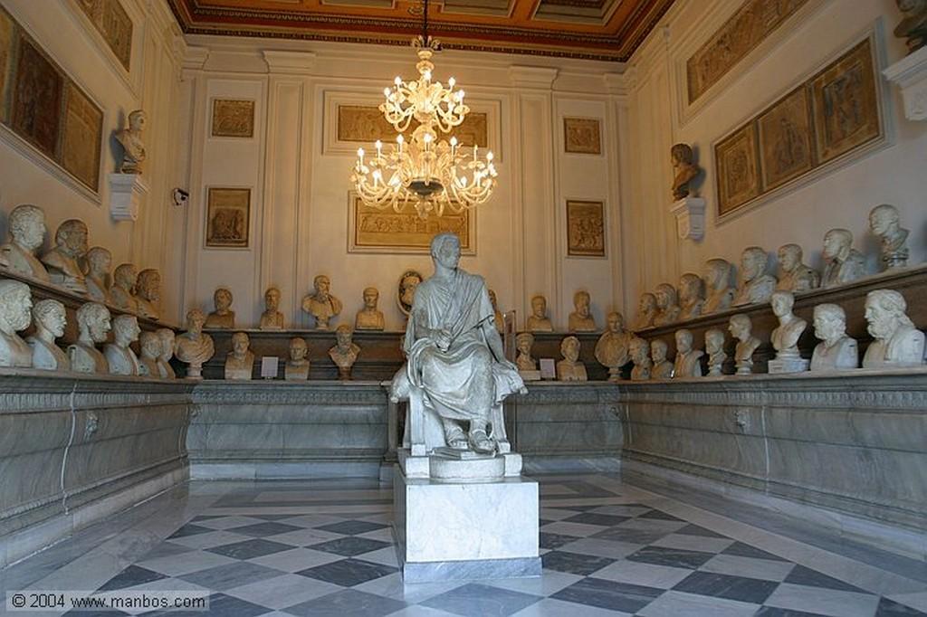 Roma Constantino II Palazzo dei Conservatori Roma