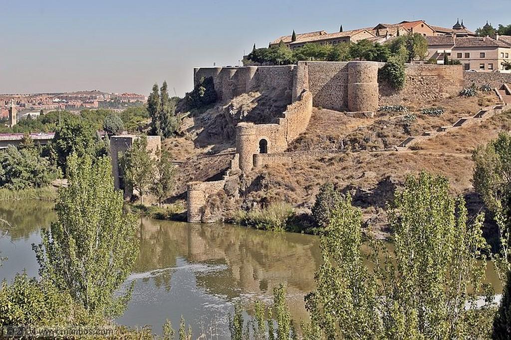 Toledo Puente de San Martín Toledo