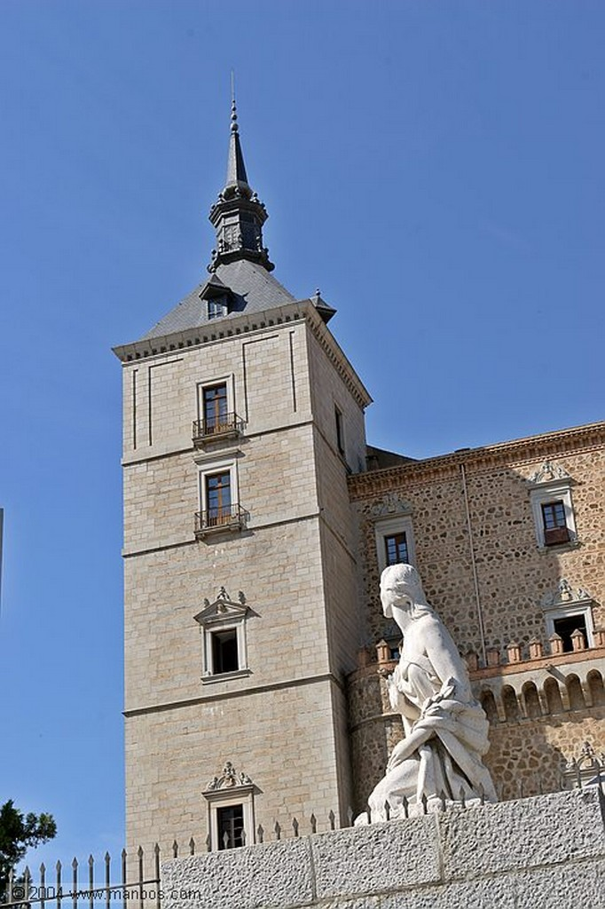Toledo Don Quijote de la Mancha Toledo