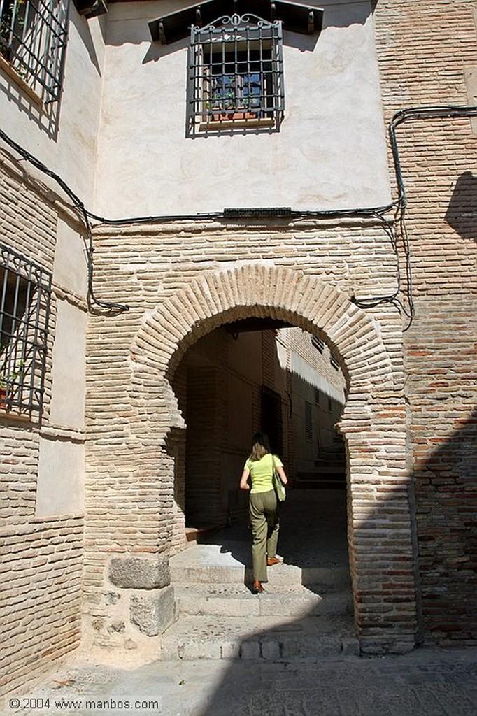 Toledo Horno de Santo Tomé Toledo