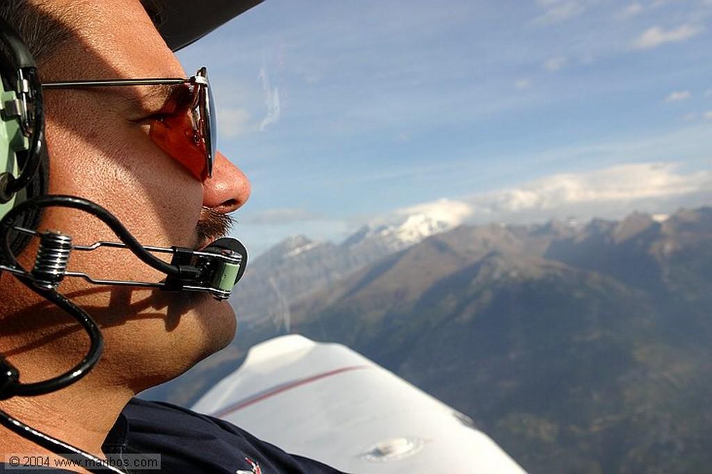 Tour Mont-Blanc-Cervino-Aletsch Valais