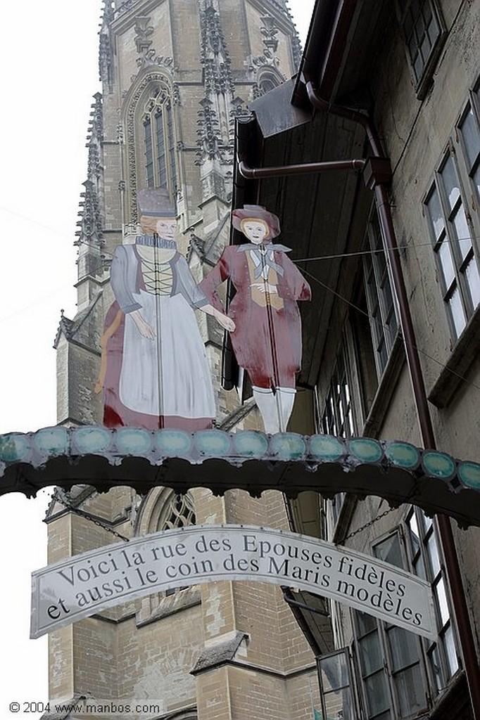 Friburgo Catedral de San Nicolás Pays de Fribourg