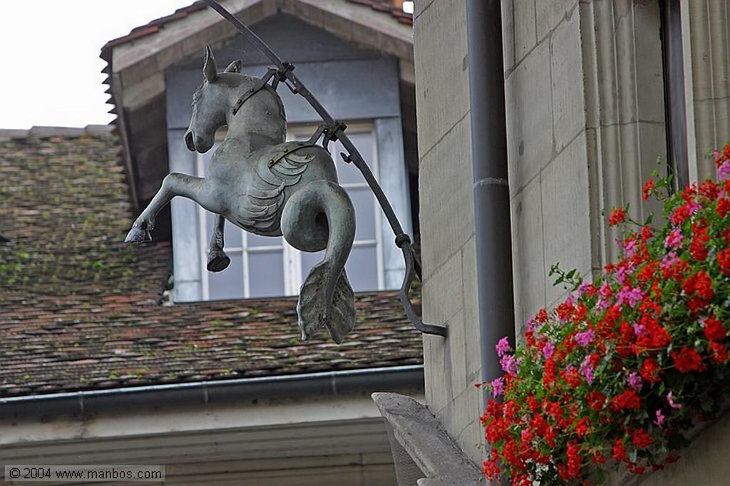 Friburgo Detalle de esquina Pays de Fribourg
