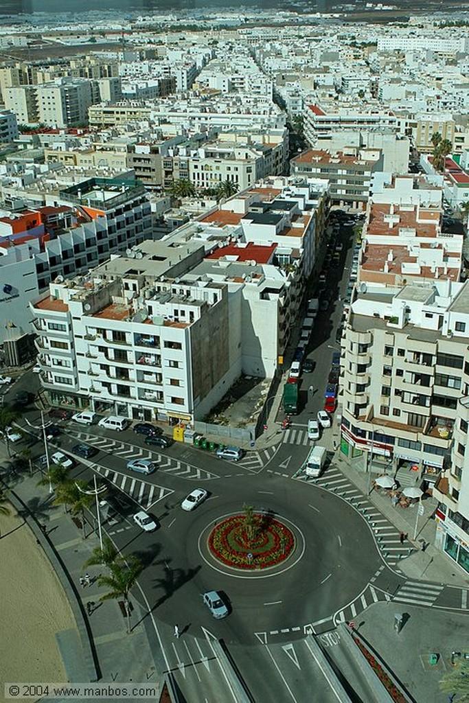 Lanzarote Terraza en Famara Canarias