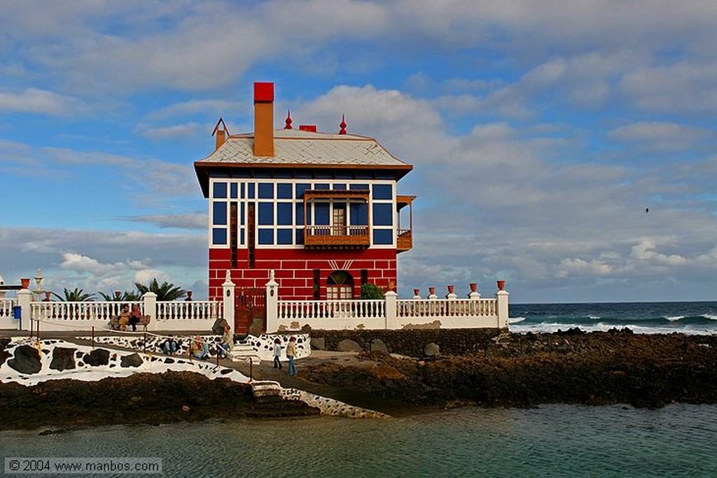 Lanzarote Puerto de Arrieta Canarias