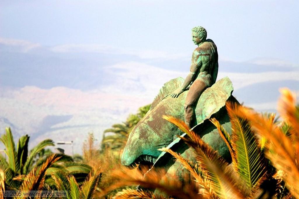 Gran Canaria La charca salobre Canarias