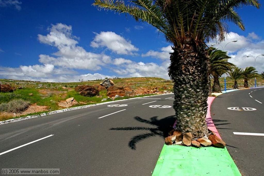 Gran Canaria Entrada al puerto Canarias