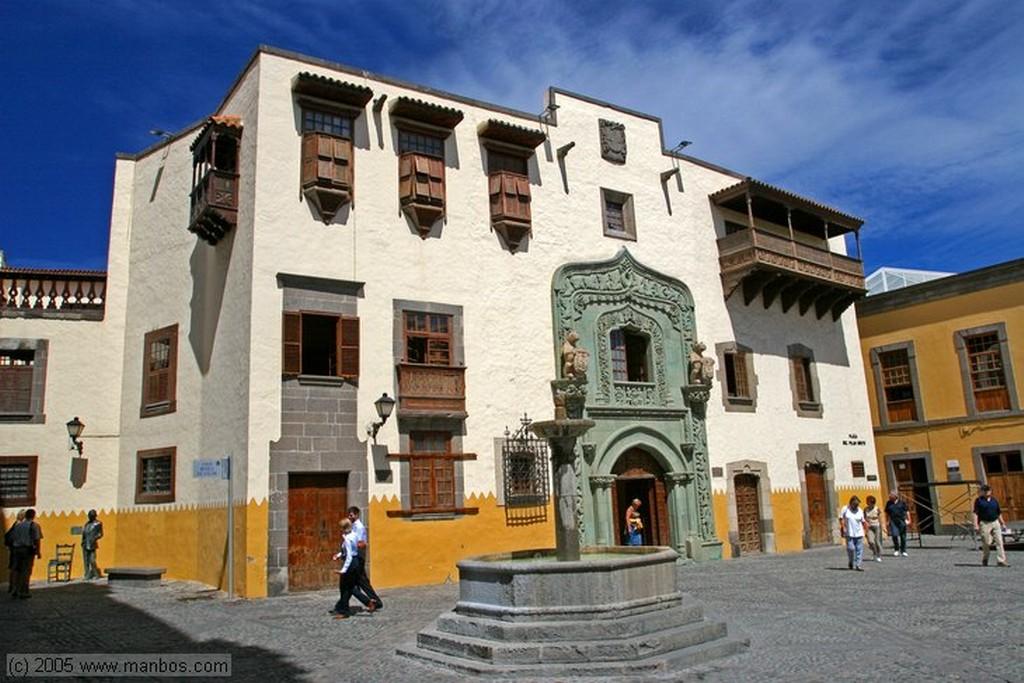 Gran Canaria Catedral de las Palmas de Gran Canaria Canarias