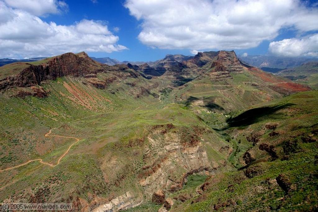 Gran Canaria Mirador de Arteara Canarias