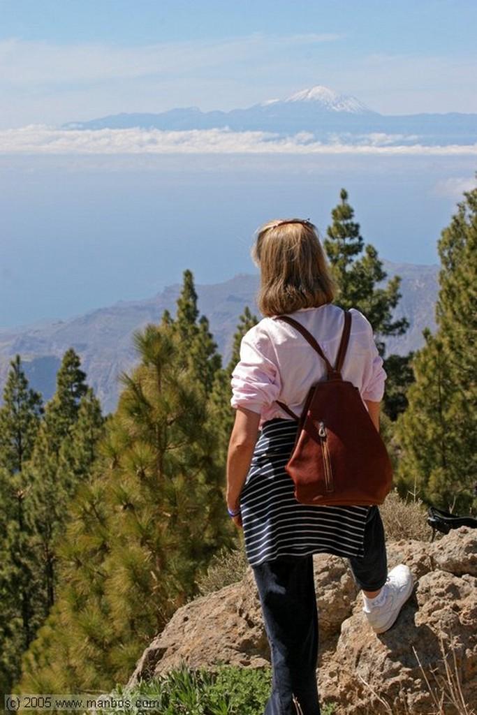 Gran Canaria El Roque Canarias