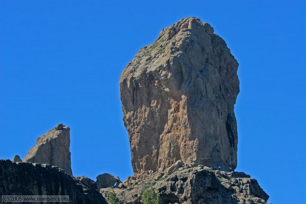 Gran Canaria Cruz de Tejeda Canarias