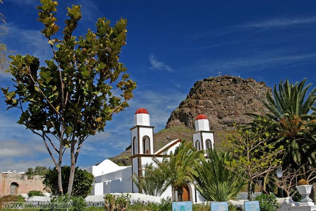 Gran Canaria Tejados sobre el mar Canarias