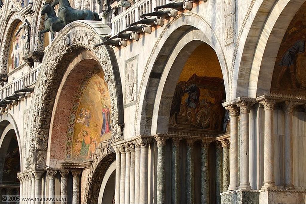 Venecia Caballos de bronce - copias Venecia