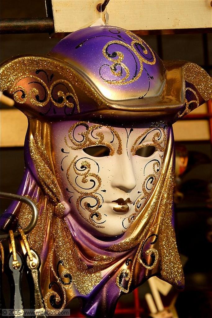 Venecia Mascara antifaz veneciana Venecia