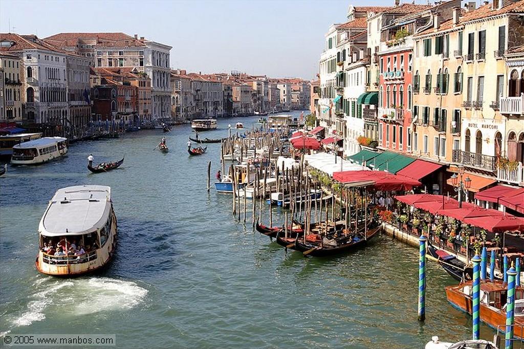 Venecia La Riva del Vin Venecia
